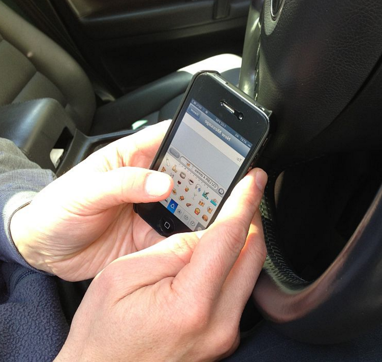 Police to Crack Down on Drivers Who Text with New Grant